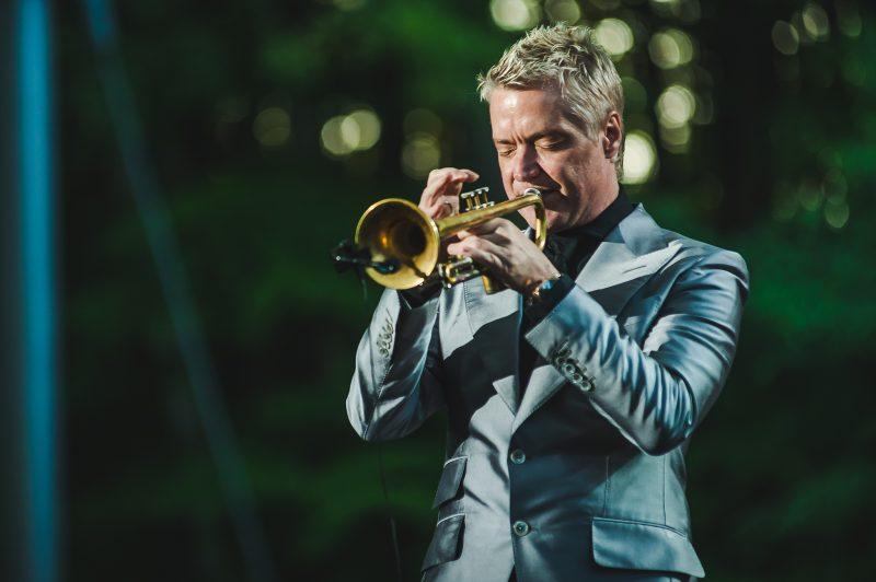 Chris Botti w Opera Leśna, Sopot