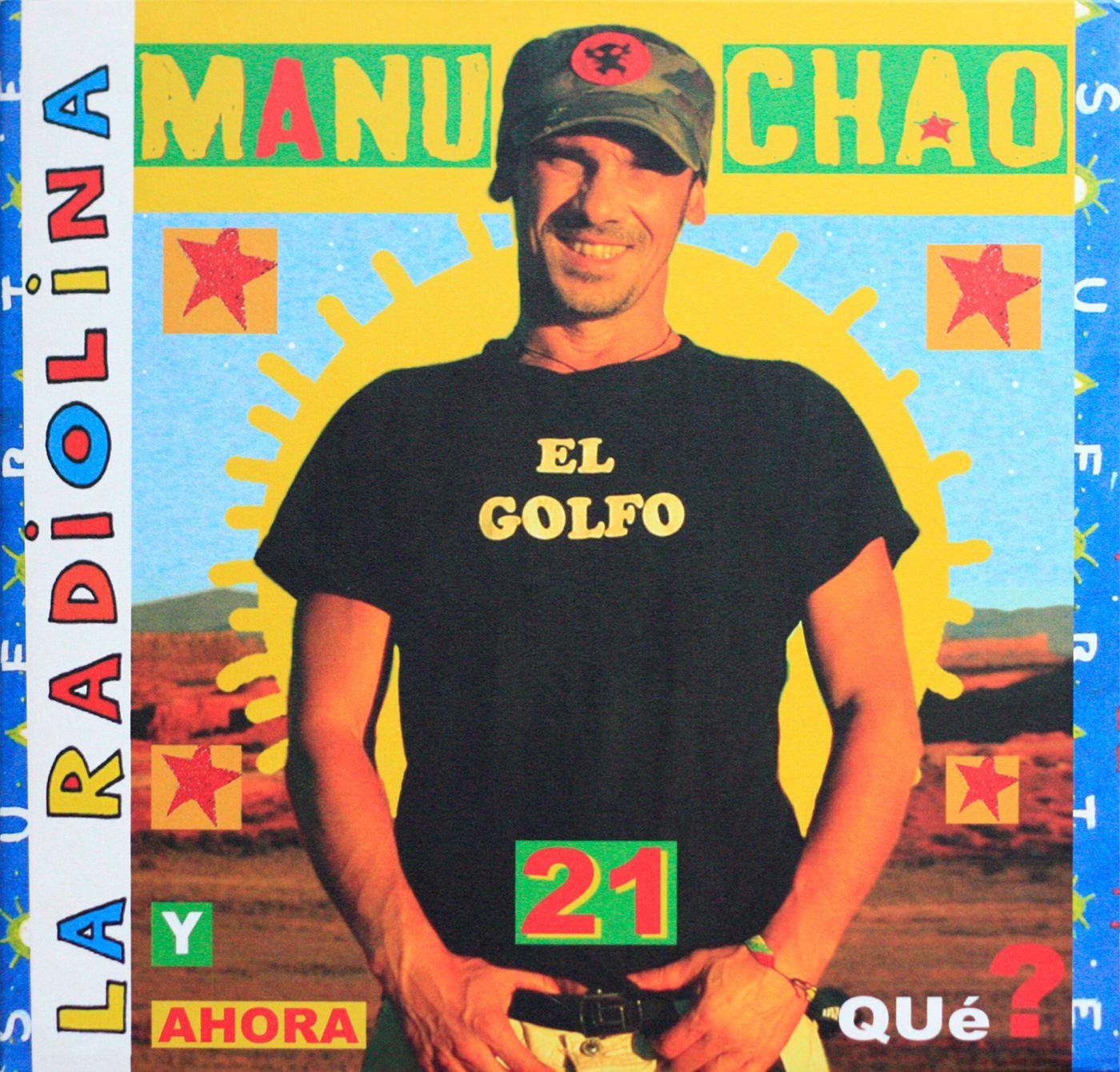 "MANU CHAO – ""La Radiolina"""