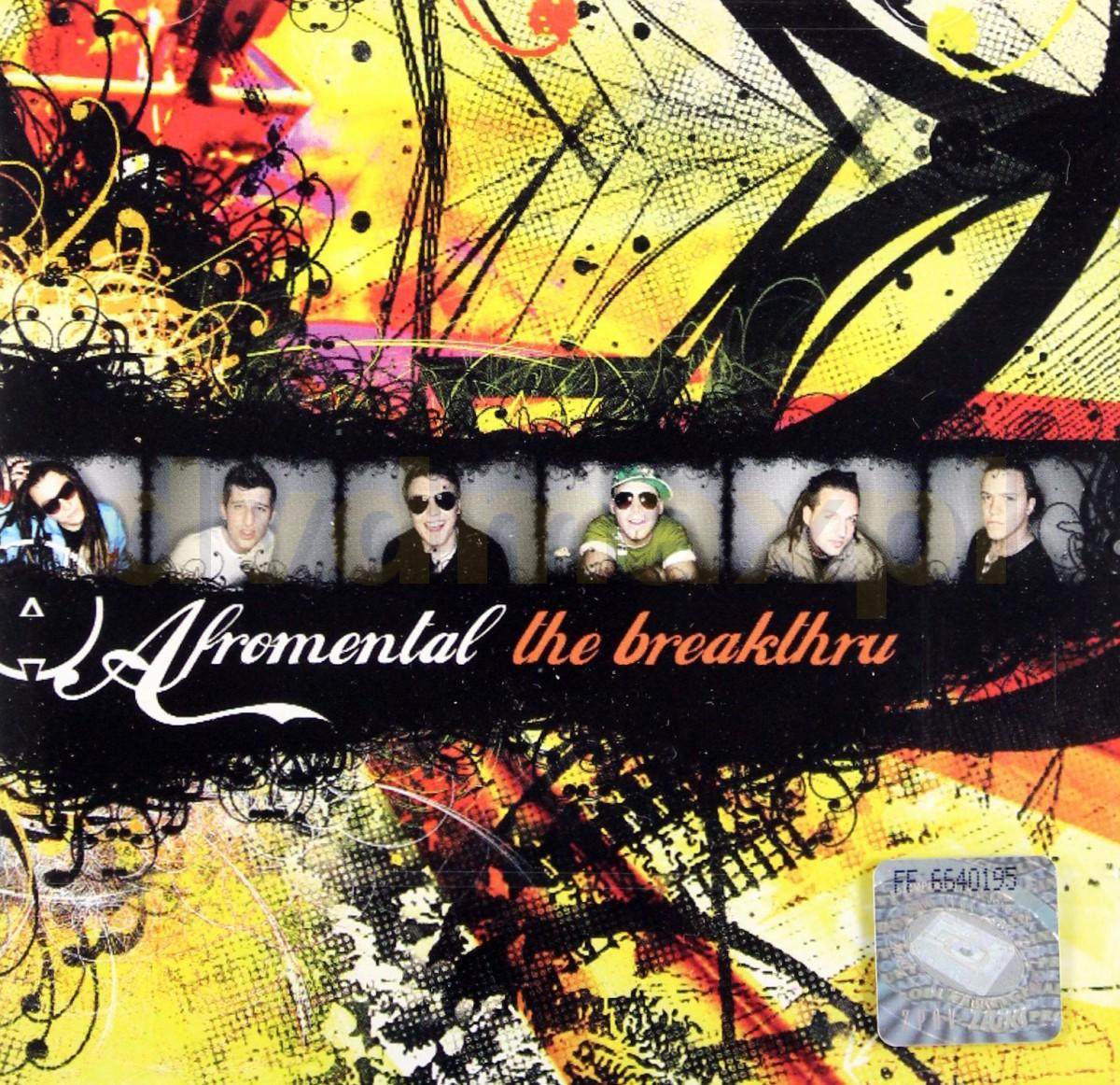 """Afromental – """"The Breakthru"""""""