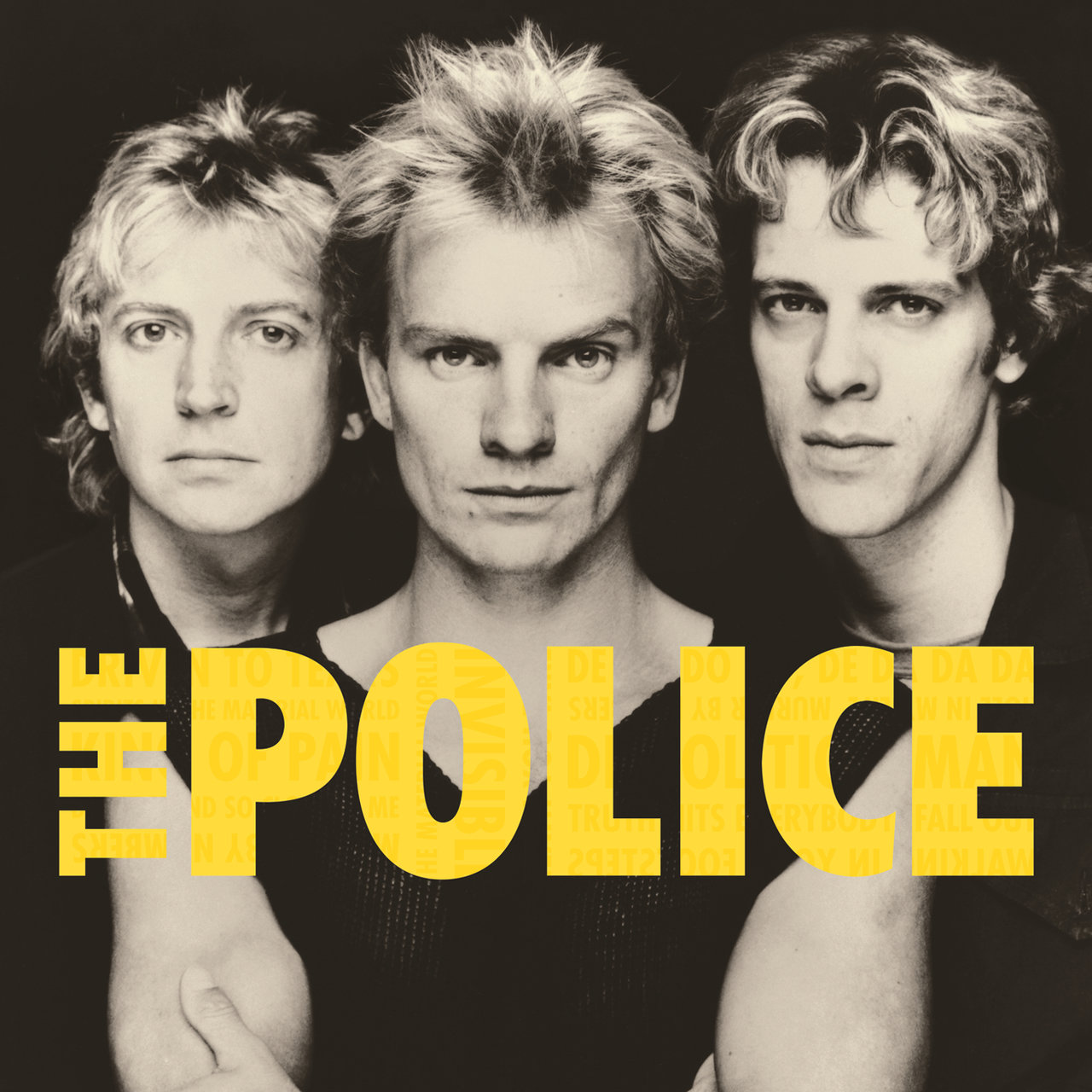 """THE POLICE – """"The Police"""""""