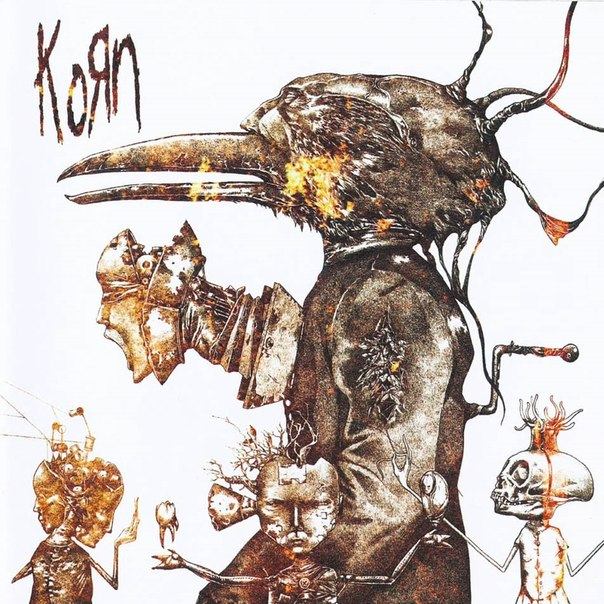 "KORN – ""Untitled"""