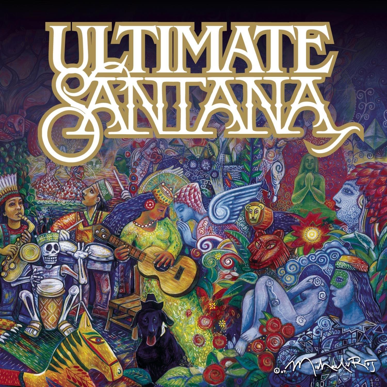 "SANTANA – ""Ultimate Santana"""