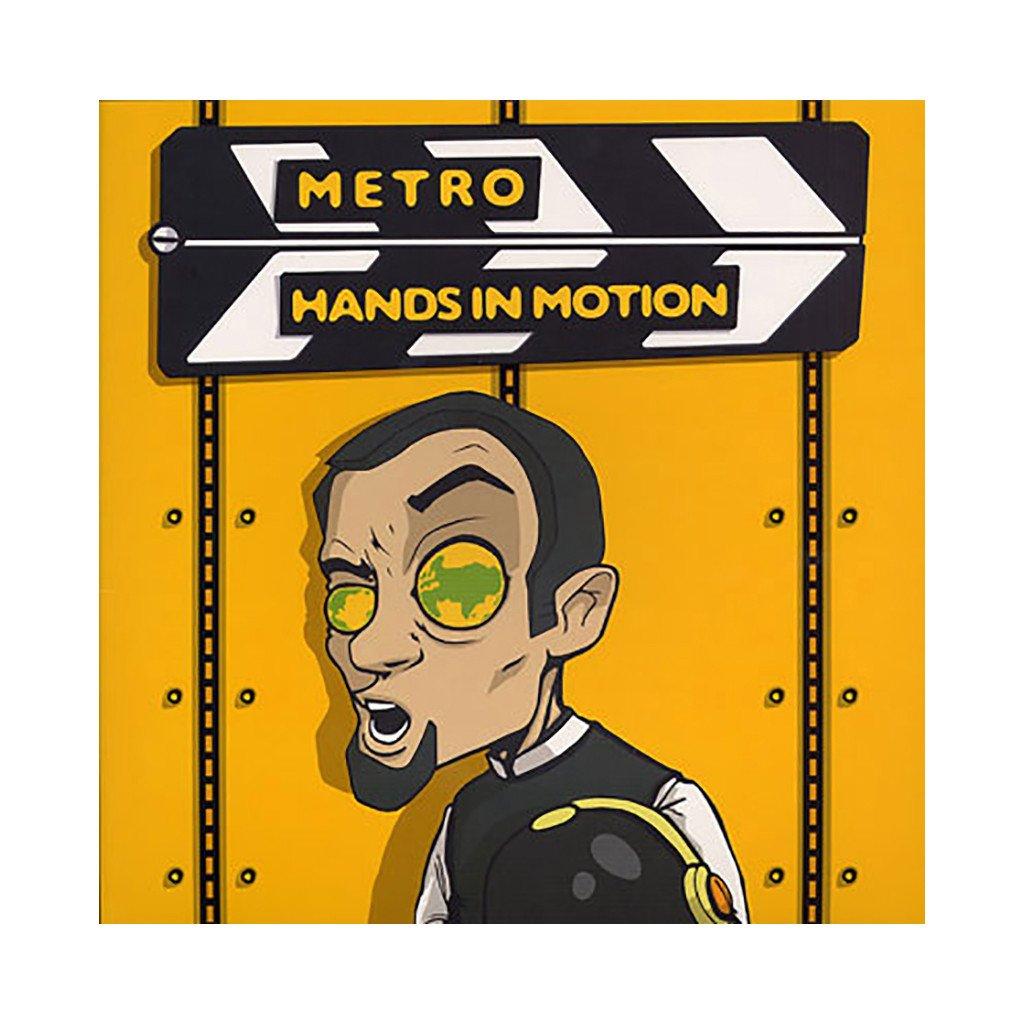 """METRO – """"Hands In Motion"""""""