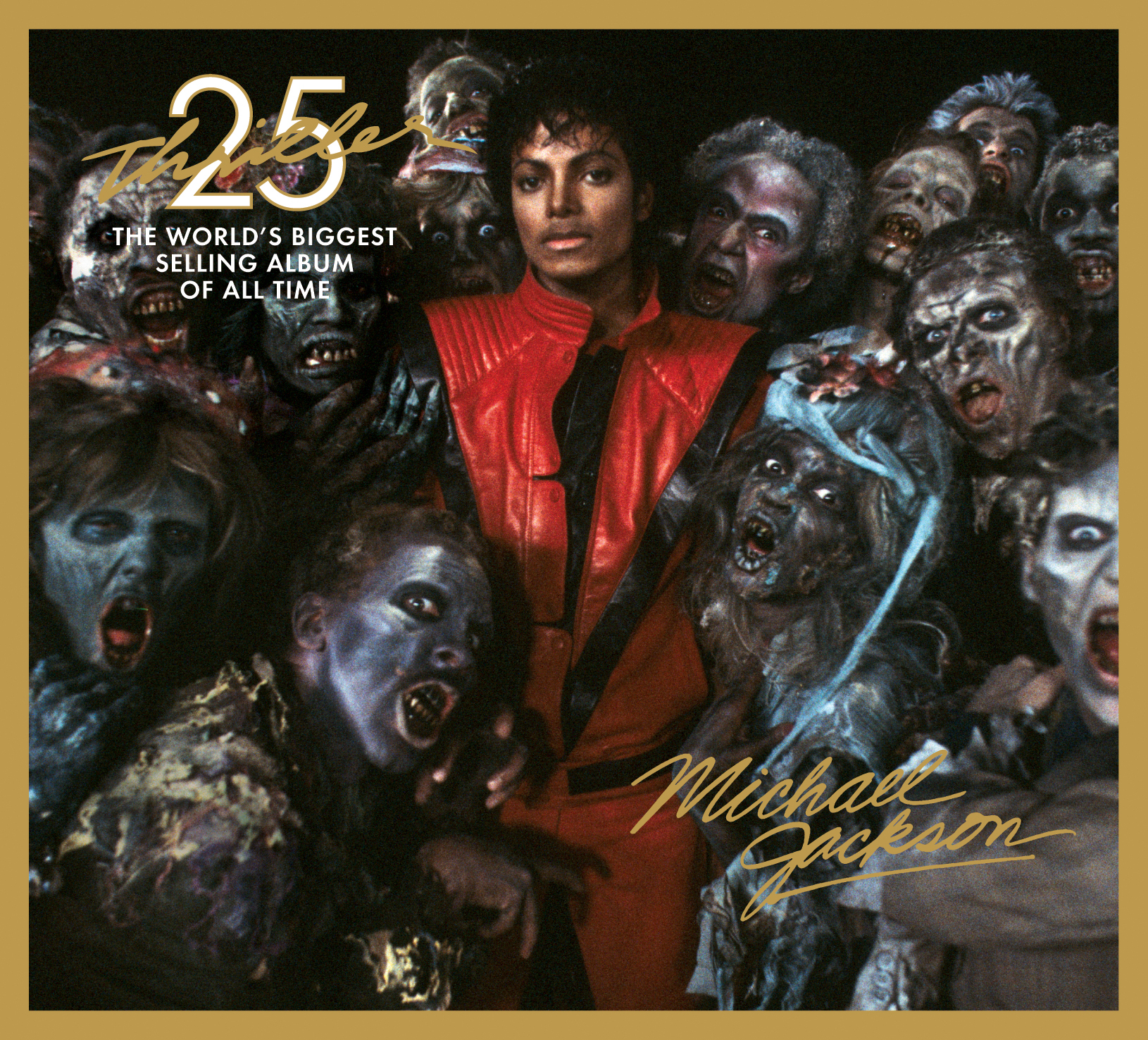 "MICHAEL JACKSON – ""Thriller – 25th Anniversary Edition"""