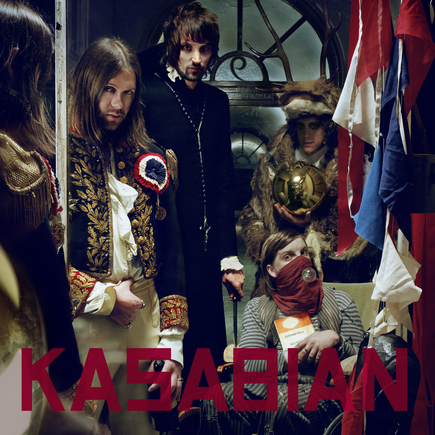 "KASABIAN – ""West Ryder Pauper Lunatic Asylum"""