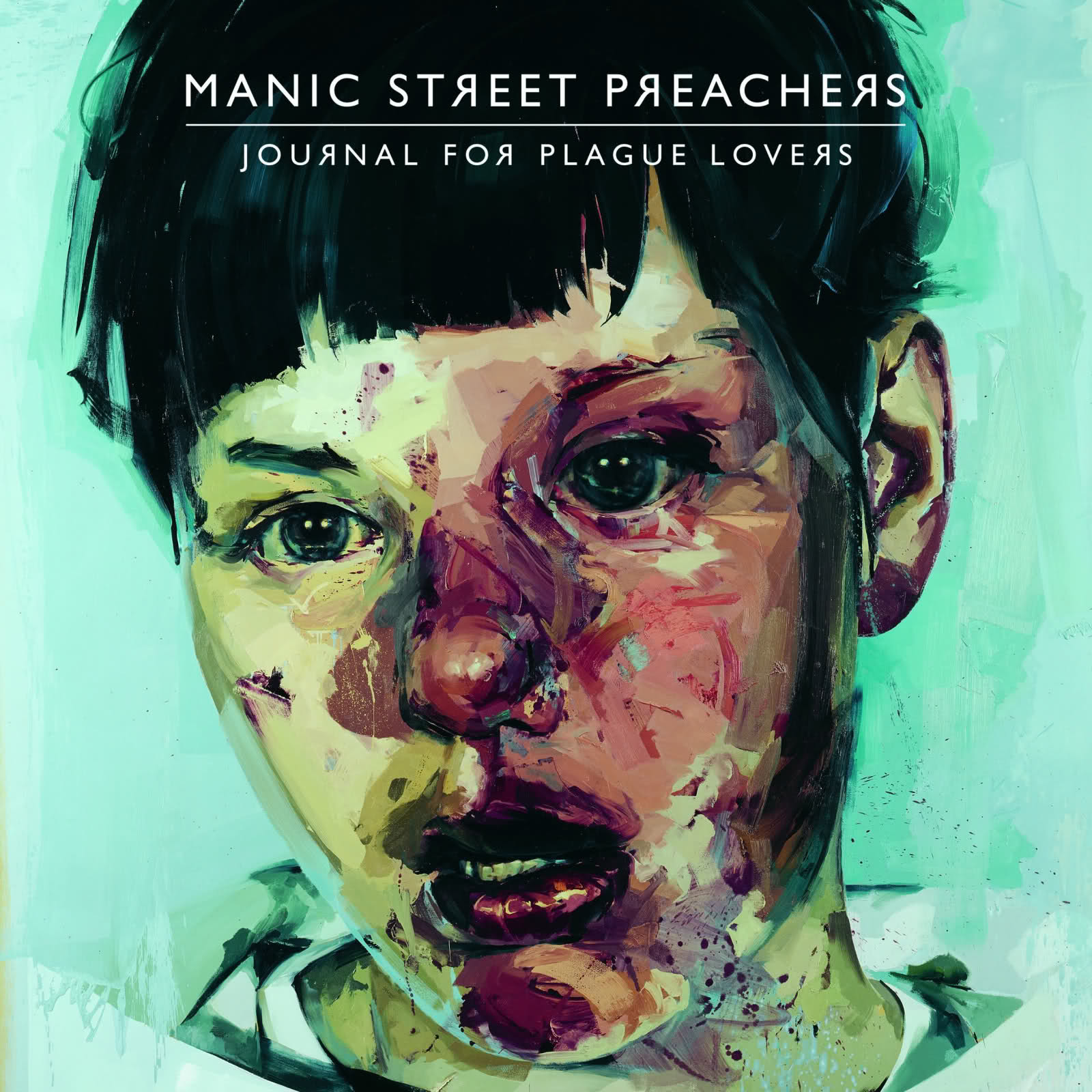 "MANIC STREET PREACHERS – ""Journal For Plague Lovers"""