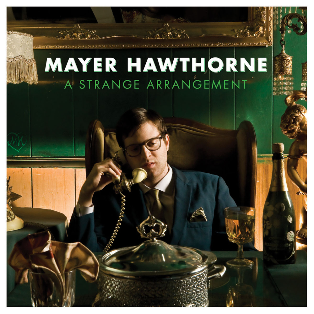 "Mayer Hawthorne – ""A Strange Arrangement"""