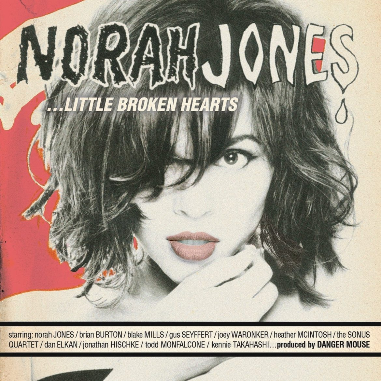 """NORAH JONES – """"…Little Broken Hearts"""""""