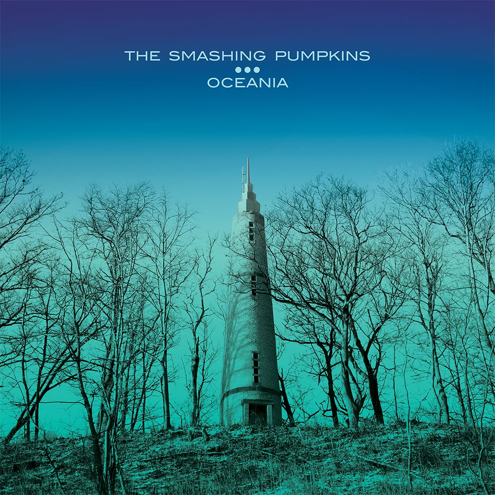 "THE SMASHING PUMPKINS – ""Oceania"""