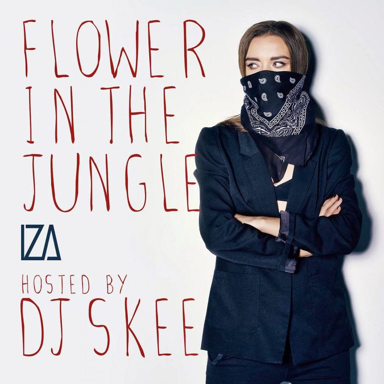 """IZA (Iza Lach) – """"Flower In The Jungle"""""""