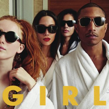 """Pharrell Williams  – """"G I R L"""""""