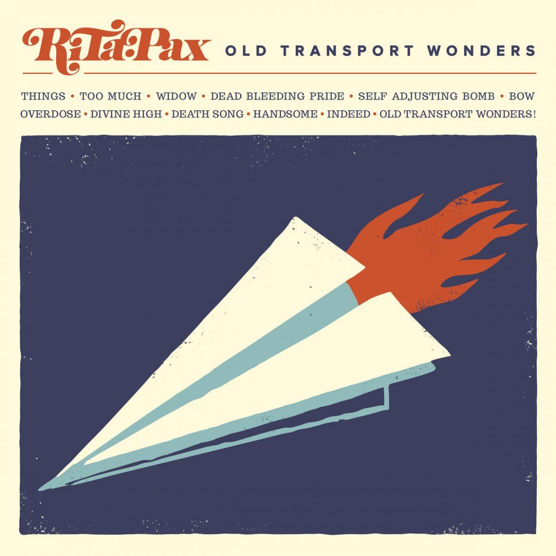 "Rita Pax – ""Old Transport Wonders"""