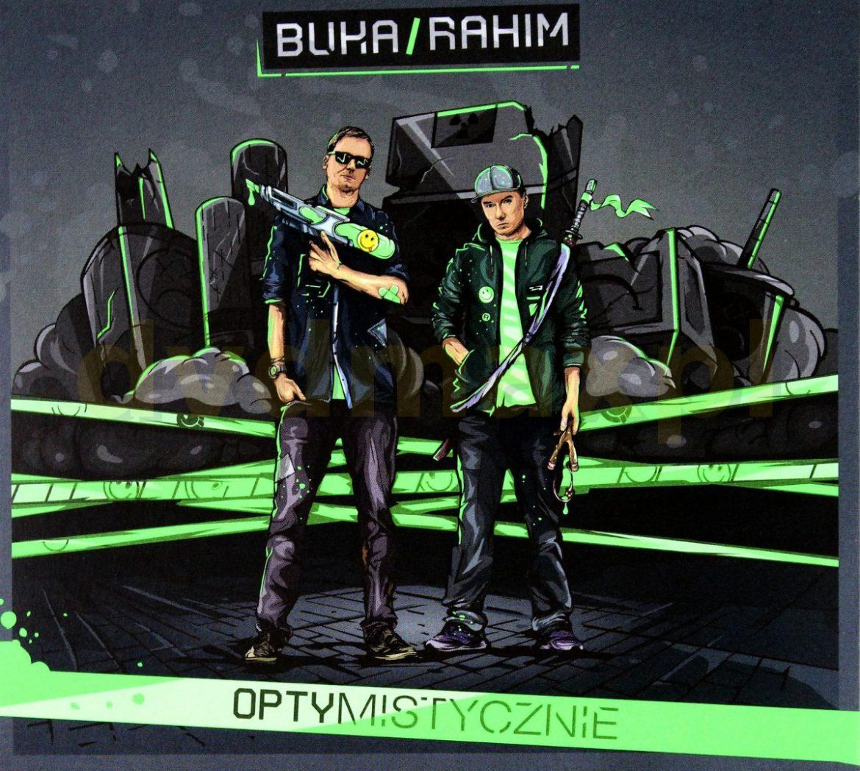 """Buka / Rahim – """"Optymistycznie"""""""
