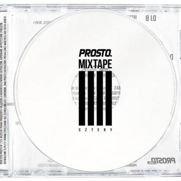 """Różni wykonawcy – """"Prosto Mixtape Cztery"""""""