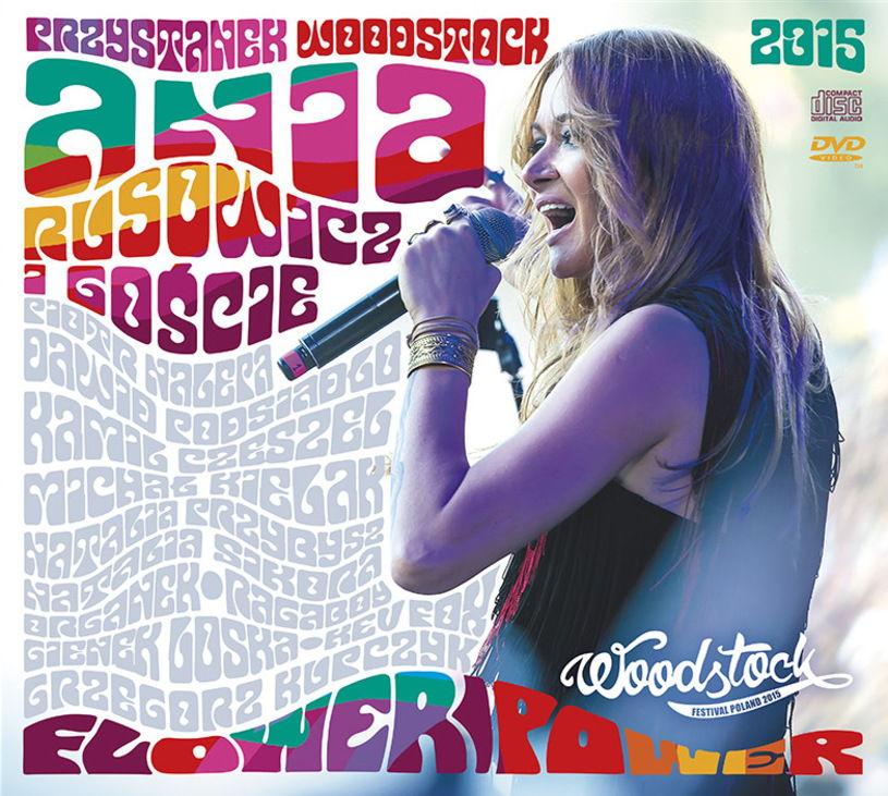 Ania Rusowicz i Goście – Flower Power – Przystanek Woodstock 2015