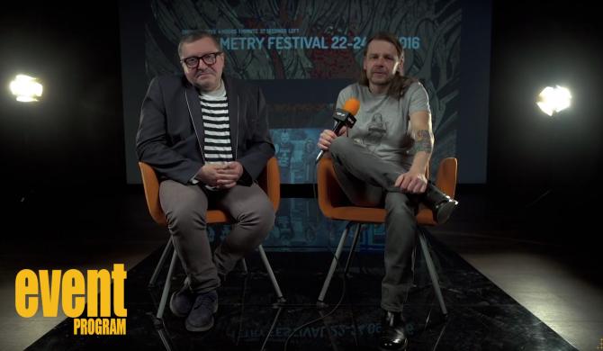 EVENT Program – Robert Chmielewski, Asymmetry Festival