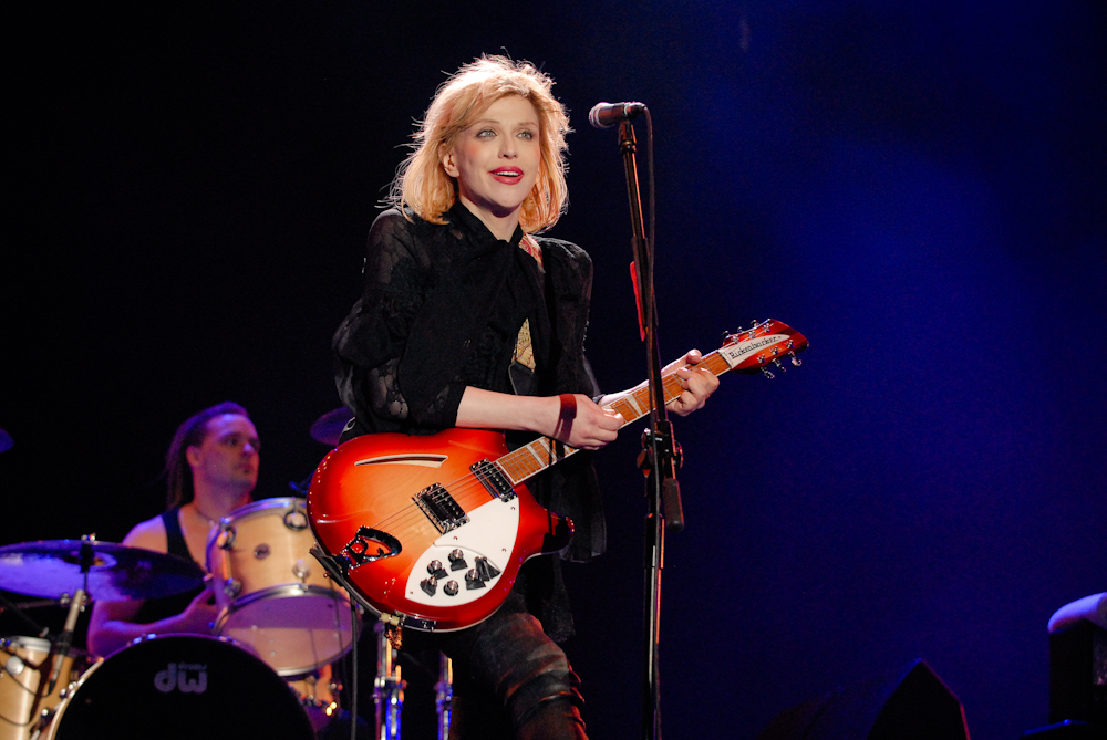 Courtney Love, White Lies i inni na Orange Warsaw Festival (Foto: A. Rożej / P. Tarasewicz)