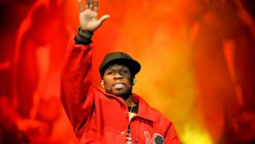 50 Cent wystąpił na Torwarze