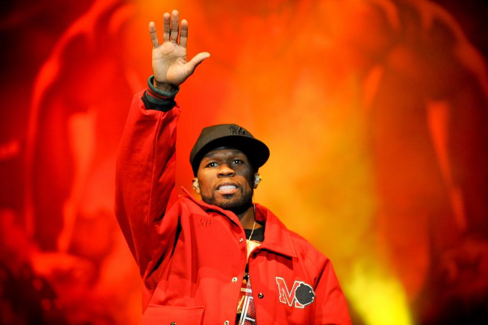 50 Cent rapuje kultową zwrotkę Nasa