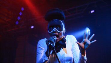 Janelle Monáe wystąpiła na imprezie BossOrange