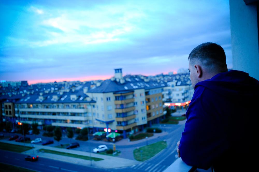 """Tede – plan klipu """"Dokąd idziesz Polsko – 28.06.2010 (Foto: P. Tarasewicz)"""