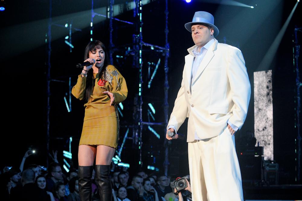 VIVA COMET 2011 – Gala – Hala Expo XXI – 24.02.2011 (Foto: P. Tarasewicz)