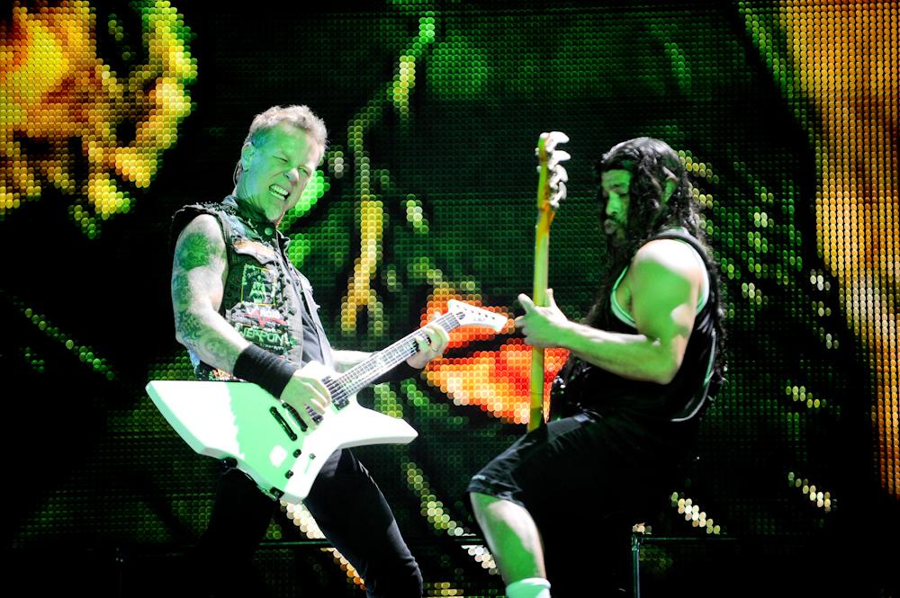 SONISHERE FESTIVAL: Metallica – Warszawa – 10.05.2012 (Foto: P. Tarasewicz)