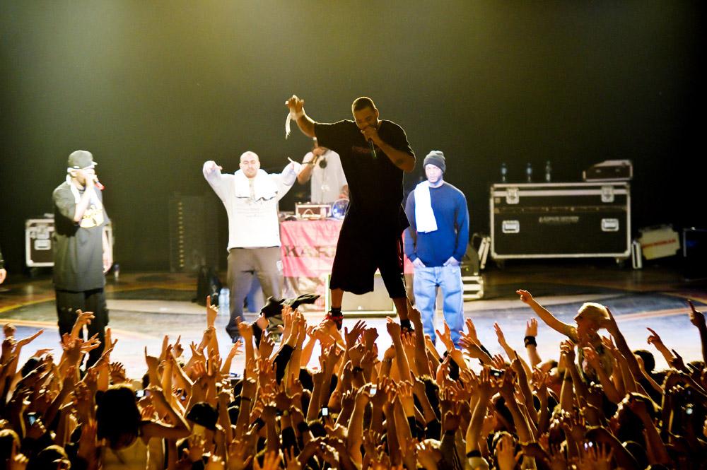 Wu-Tang Clan we freestyle'u ze złotej ery. Gratka dla fanów