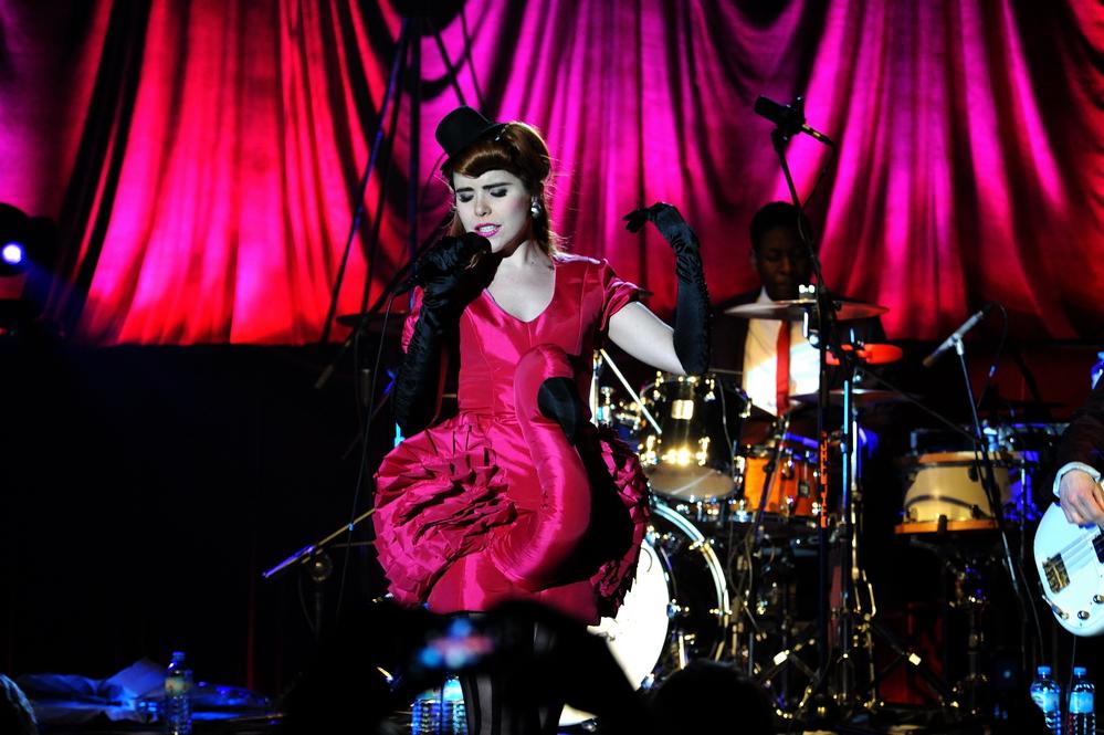 Paloma Faith wystąpiła w Palladium (Foto: P. Tarasewicz / A. Rożej)