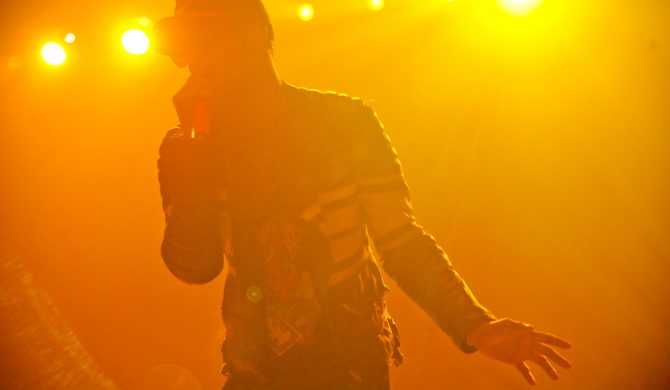 Kid Cudi: dwa nowe albumy już gotowe. Na jednym z nich gościnnie m.in. Pharrell Williams
