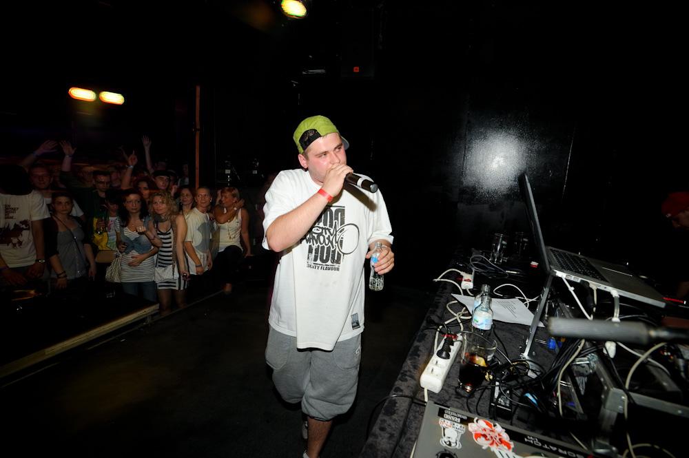 Rap Na Ratunek – The Fresh – Warszawa – 26.05.10 (Foto: P. Tarasewicz)