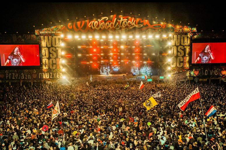 Nowi wykonawcy na Przystanku Woodstock