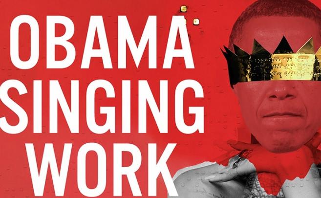 Barack Obama śpiewa Rihannę. No, prawie