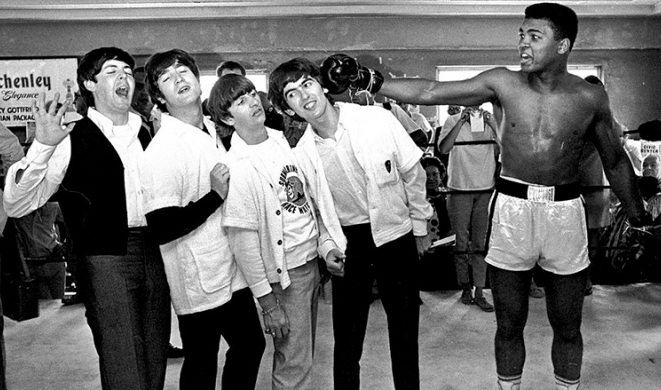 Muhammad Ali nie żyje. Muzycy zawsze się nim inspirowali