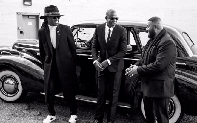 Plejada gwiazd w teledysku DJ Khaleda. A za mikrofonem Jay Z i Future