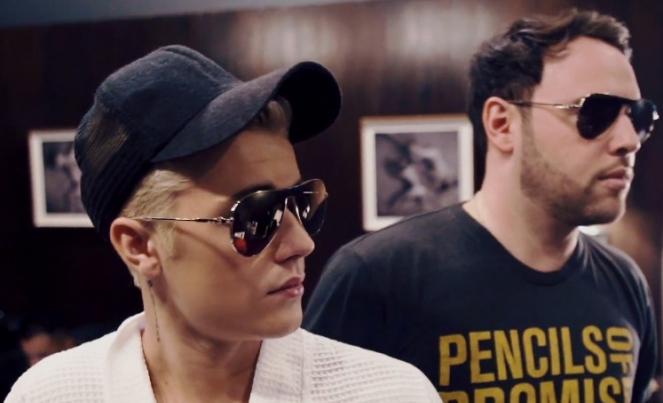"""Życie Justina Biebera od kuchni. Zobacz klip do """"Company"""""""
