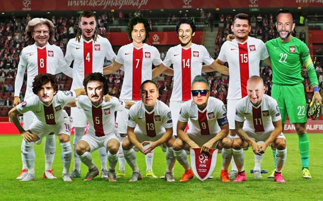 Dziś rusza Euro! Jak wyglądałaby polska reprezentacja muzyków?