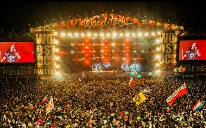 Przystanek Woodstock z kolejnymi zagranicznymi gwiazdami w line-upie
