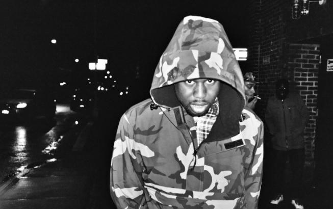 Reprezentant A$AP Mob supportem Flatbush Zombies