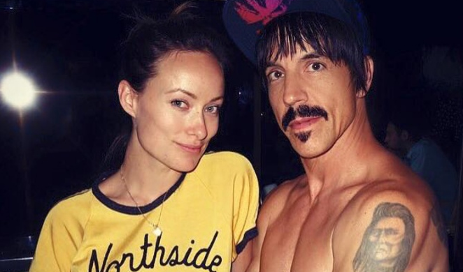 Olivia Wilde reżyserką nowego klipu Red Hot Chili Peppers
