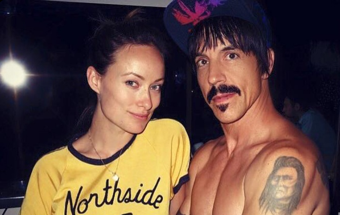 Olivia Wilde reżyserką nowego klipu Red Hot Chili Peppers