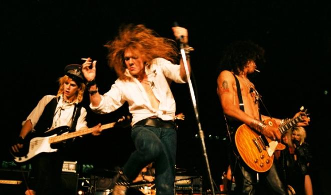 Guns N' Roses przedstawia supporty. Imponujący zestaw