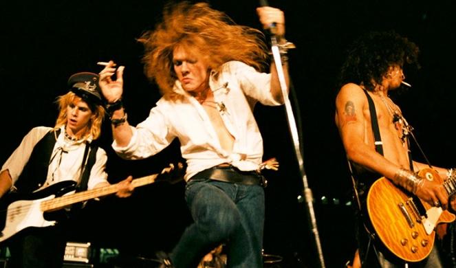 Steven Adler ponownie z Guns N' Roses (wideo)