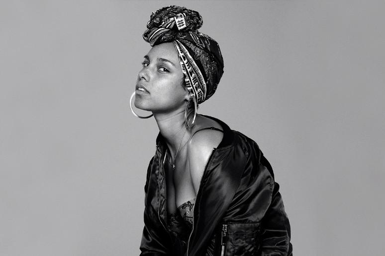 Alicia Keys udostępniła nowy utwór