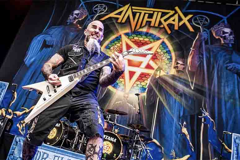 "Anthrax szykuje edycję specjalną ""For All Kings"""