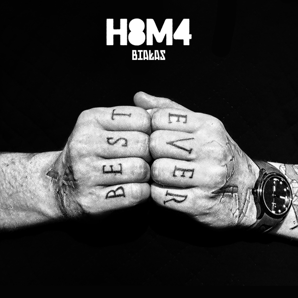 "Białas – ""H8M4"""