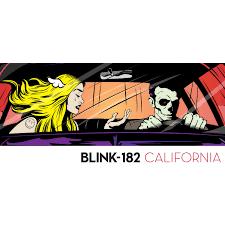 """Blink-182 – """"California"""""""