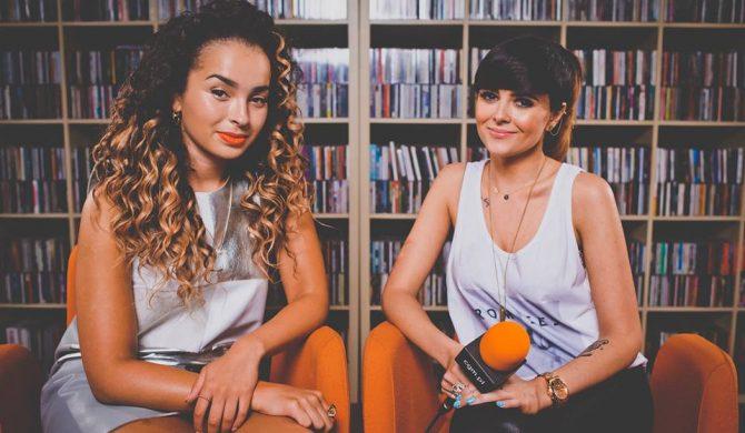THE INTERVIEW: Ella Eyre vs Gabi Drzewiecka