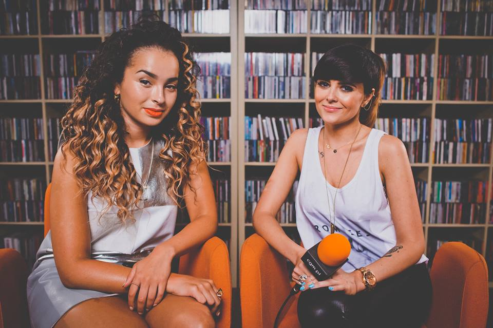 THE INTERVIEW: Ella Eyre vs Gabi Drzewiecka
