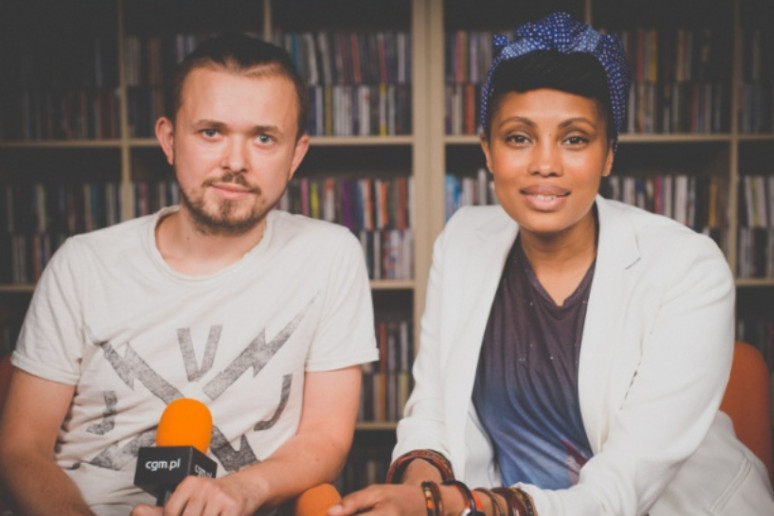 THE INTERVIEW: Albert Kowalczyk vs Imany